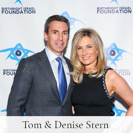 Tom & Denise Stern